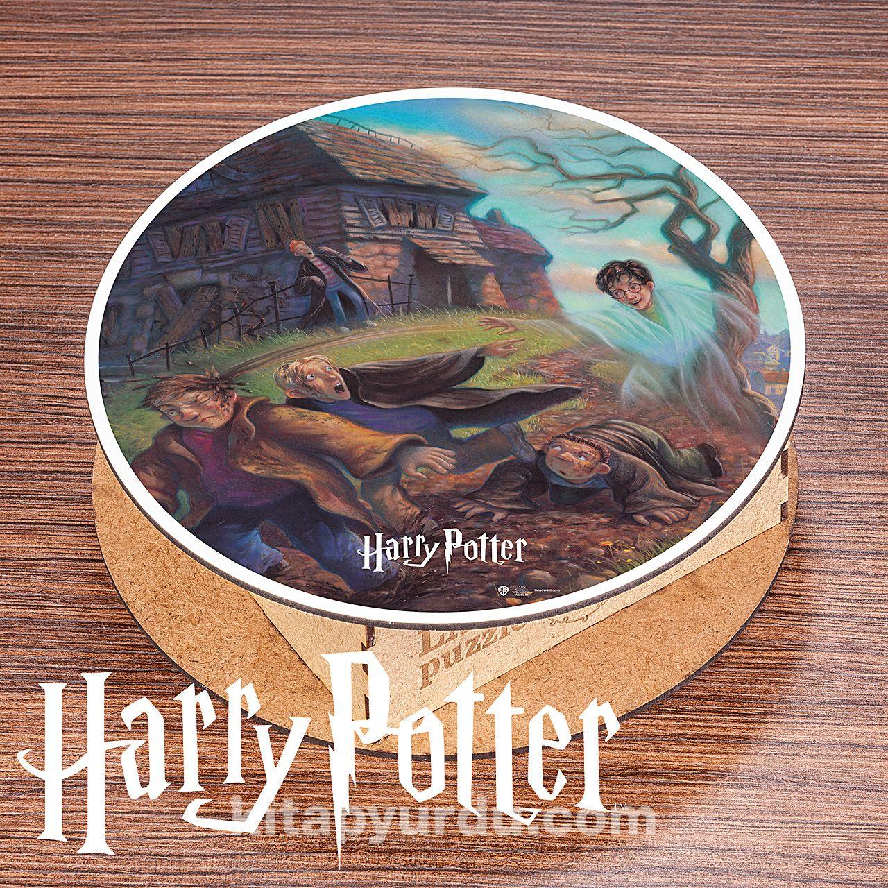 Harry Potter - Cloak of Invisibility Ahşap Lava Puzzle 300 Parça (KOP-HP265 - CCC) (Lisanslı Ürün) PDF Kitap İndir