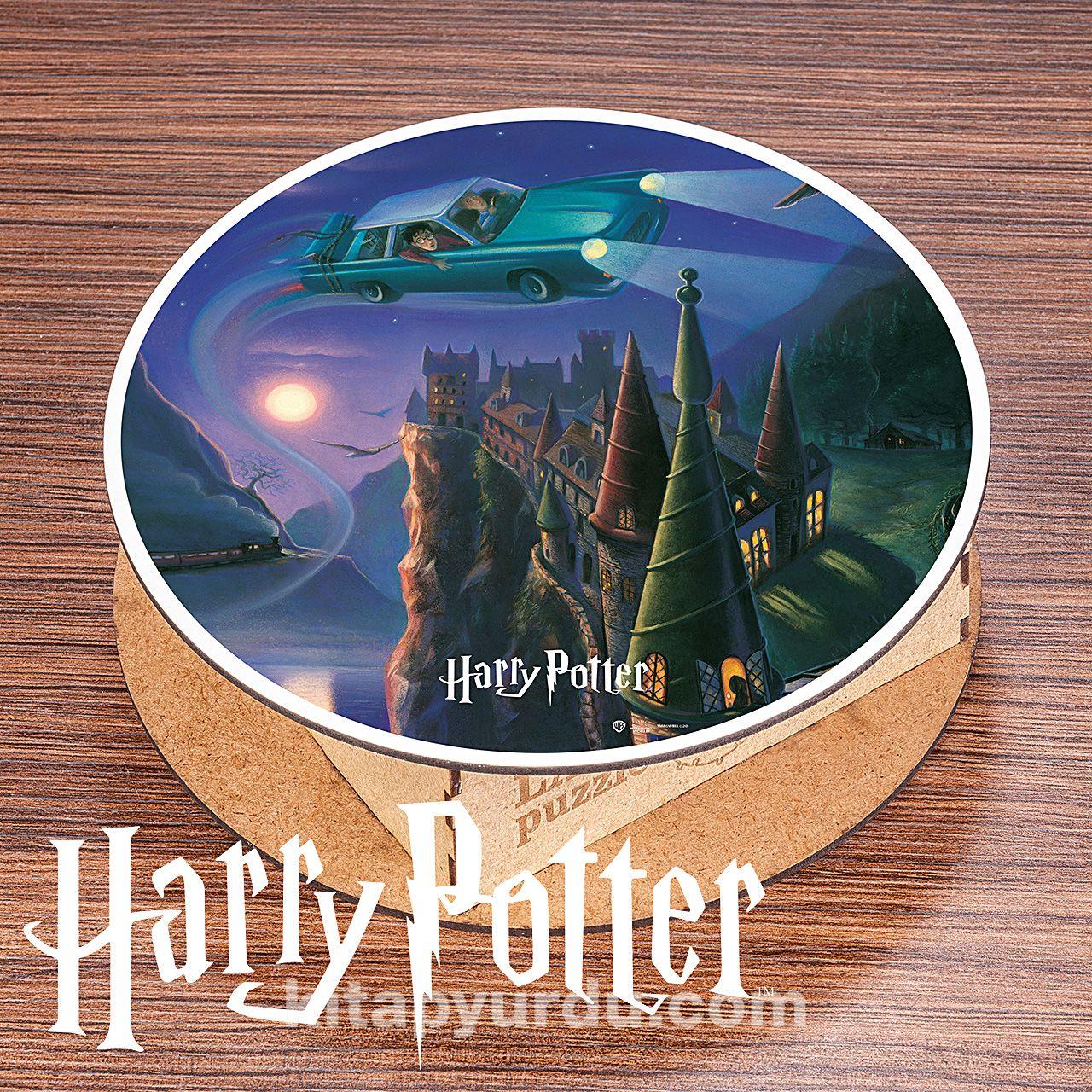 Harry Potter - Sirius Takes Flight Ahşap Lava Puzzle 300 Parça (KOP-HP264 - CCC) (Lisanslı Ürün) PDF Kitap İndir
