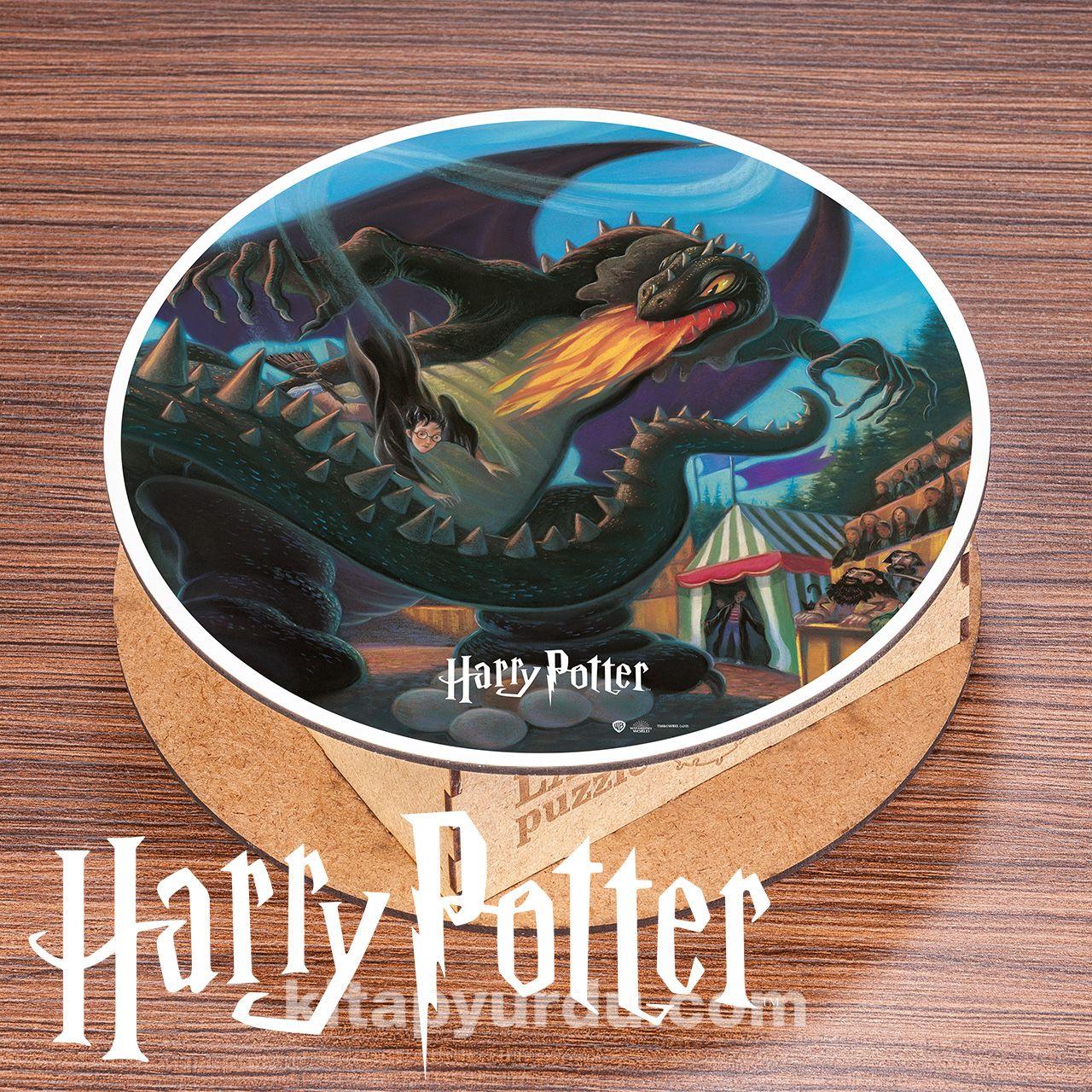 Harry Potter - Horntail Ahşap Lava Puzzle 300 Parça (KOP-HP263 - CCC) (Lisanslı Ürünler) PDF Kitap İndir