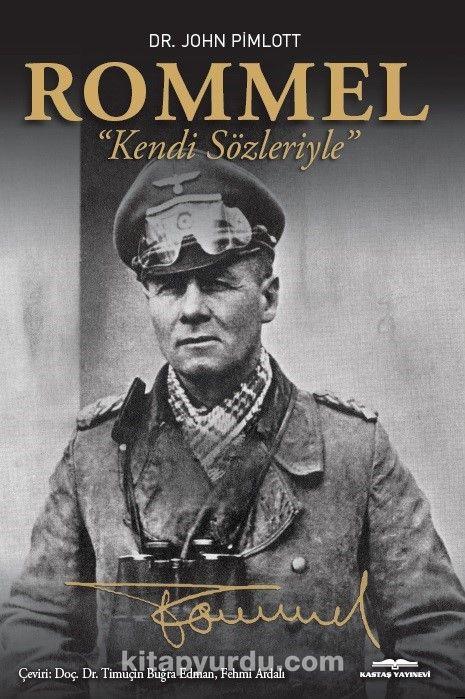 """Rommel """"Kendi Sözleriyle"""" PDF Kitap İndir"""