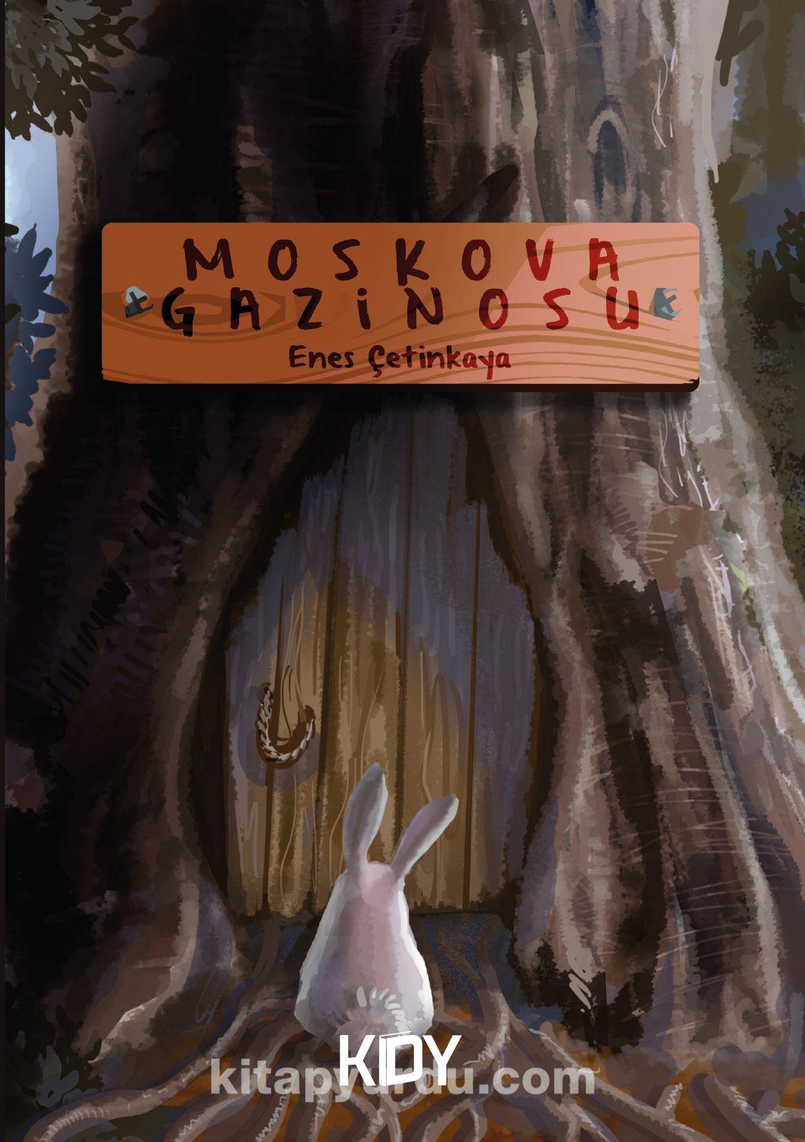 Moskova Gazinosu  PDF Kitap İndir