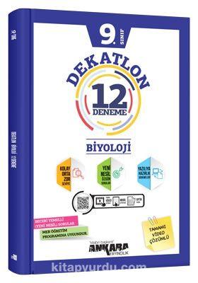 9. Sınıf Dekatlon Biyoloji 12 Deneme PDF Kitap İndir