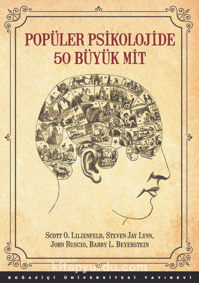 Popüler Psikolojide 50 Büyük Mit PDF Kitap İndir