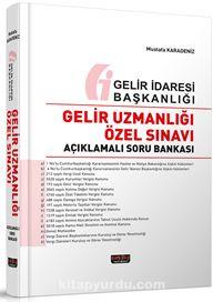 Gelir Uzmanlığı Özel Sınavı Açıklamalı Soru Bankası PDF Kitap İndir