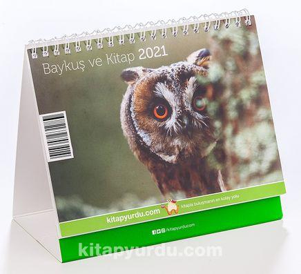 2021 Kitapyurdu Masa Takvimi (Baykuş ve Kitap)
