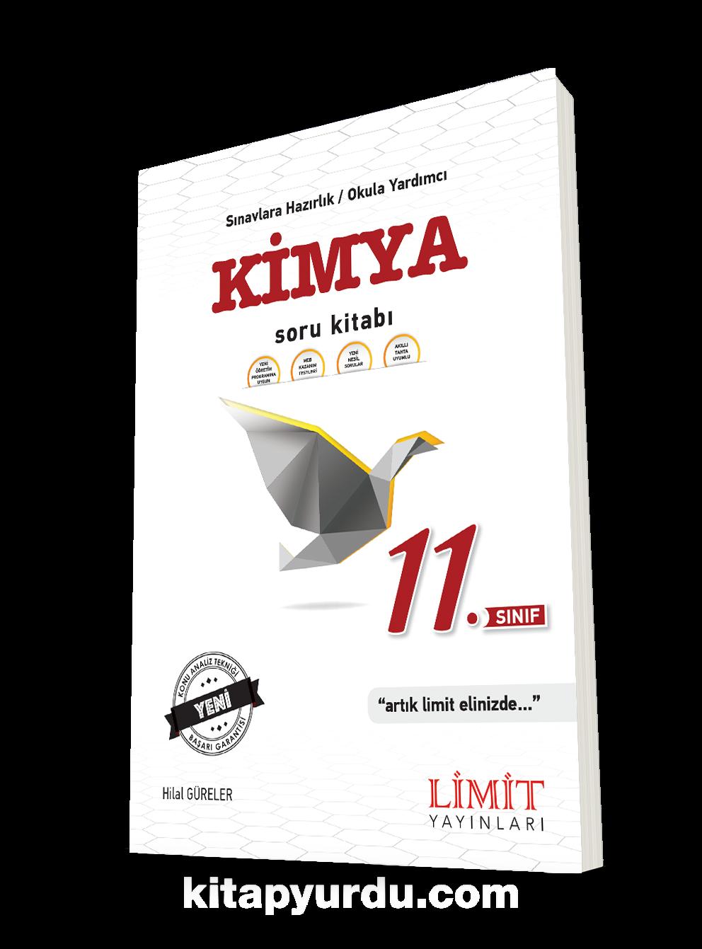 11. Sınıf Kimya Soru Kitabı PDF Kitap İndir