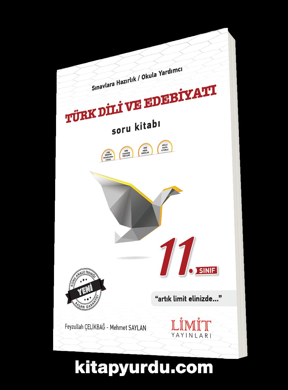 11. Sınıf Türk Dili ve Edebiyatı Soru Kitabı PDF Kitap İndir