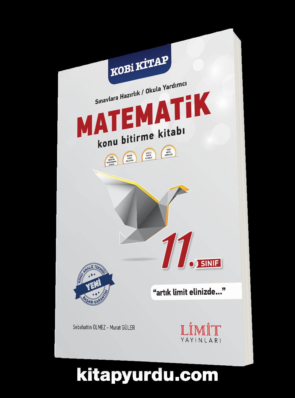 11. Sınıf Matematik Konu Bitirme Kitabı PDF Kitap İndir