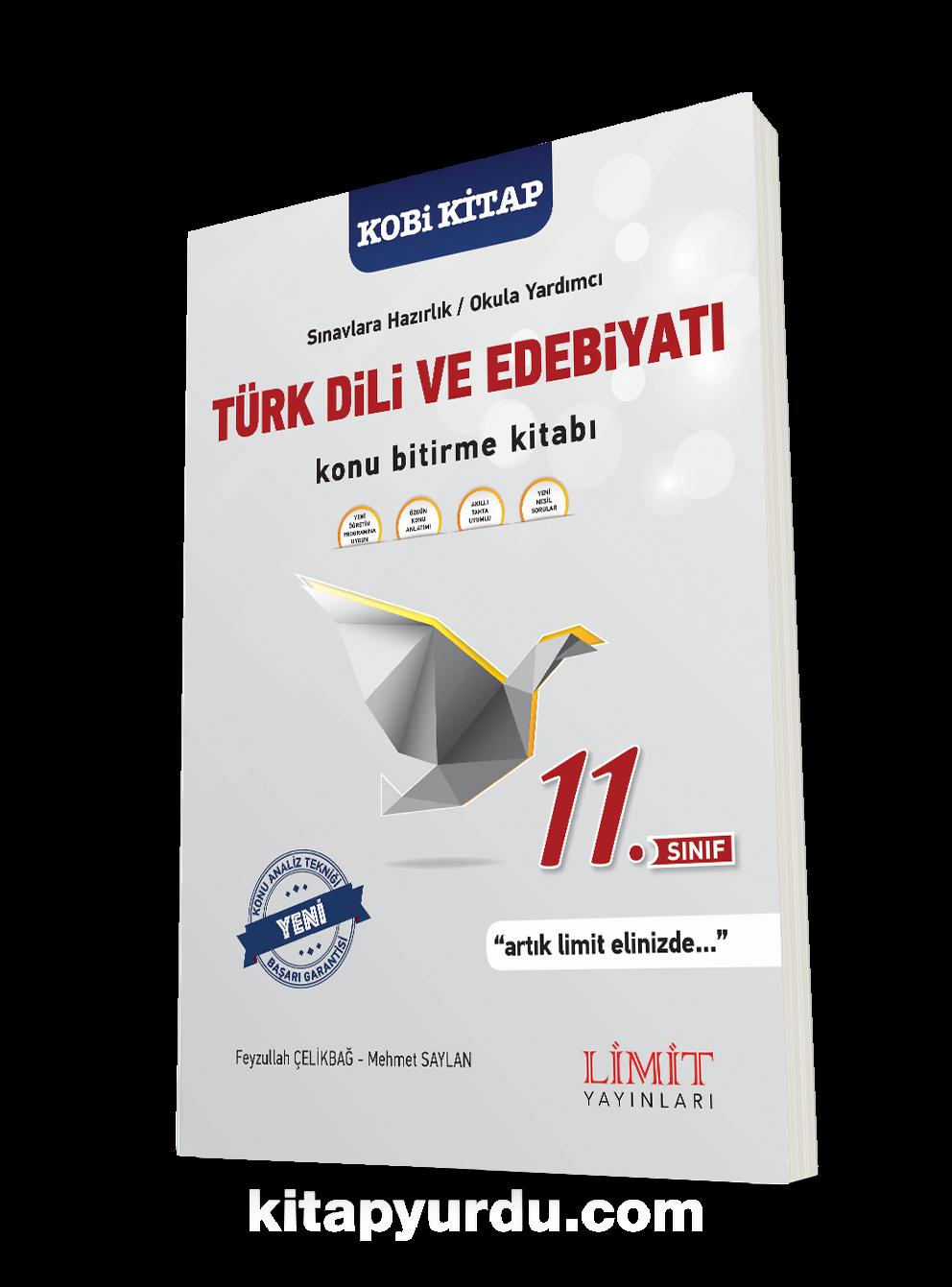 11. Sınıf Türk Dili ve Edebiyatı Konu Bitirme Kitabı PDF Kitap İndir