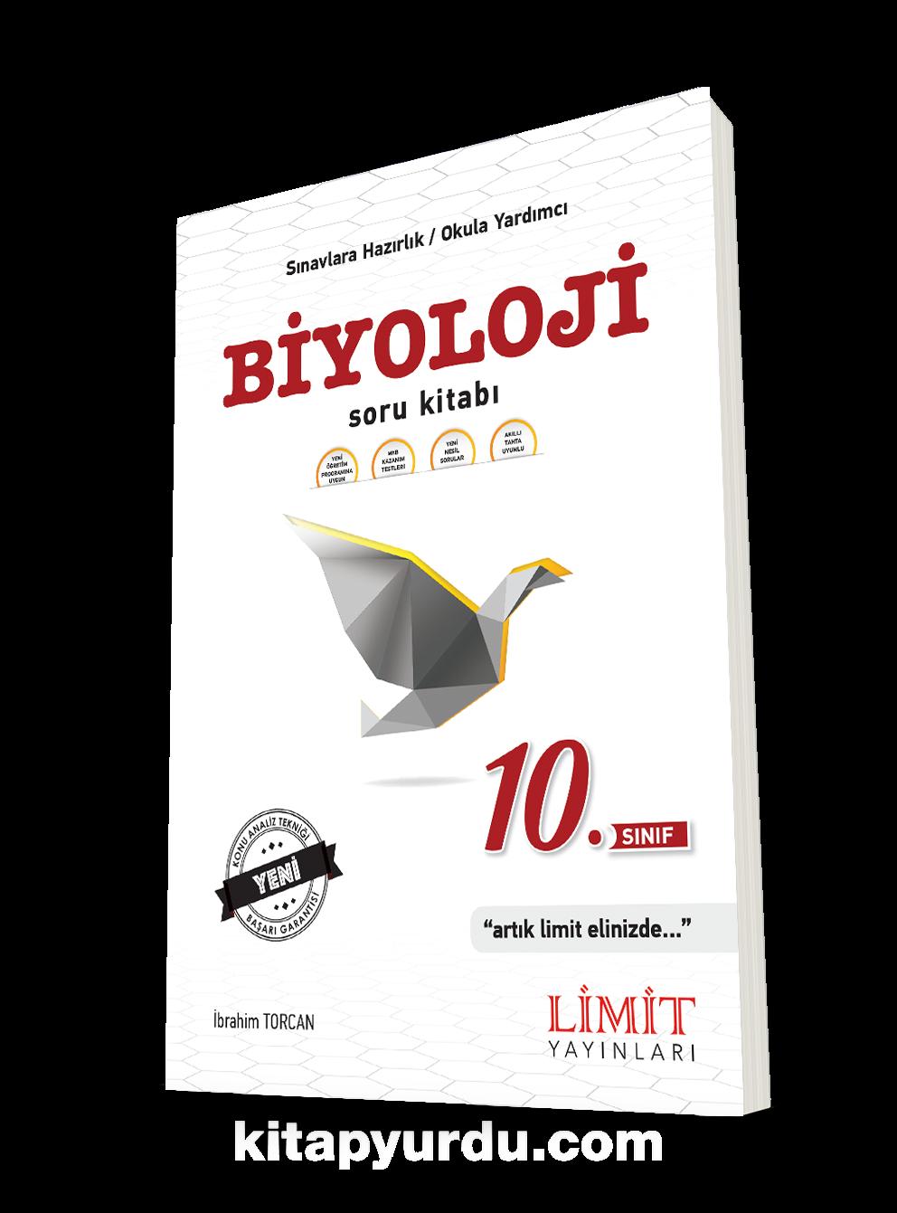10. Sınıf Biyoloji Soru Kitabı PDF Kitap İndir