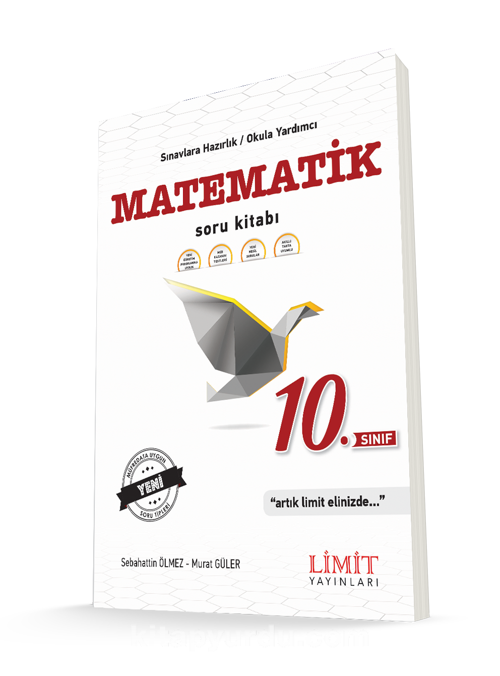 10. Sınıf Matematik Soru Kitabı PDF Kitap İndir