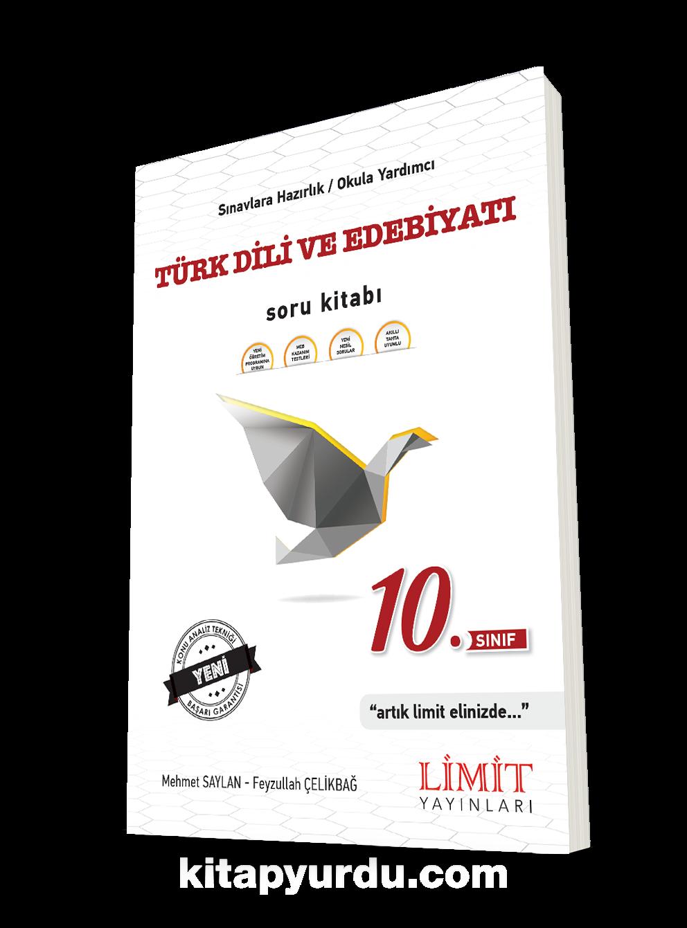 10. Sınıf Türk Dili ve Edebiyatı Soru Kitabı PDF Kitap İndir