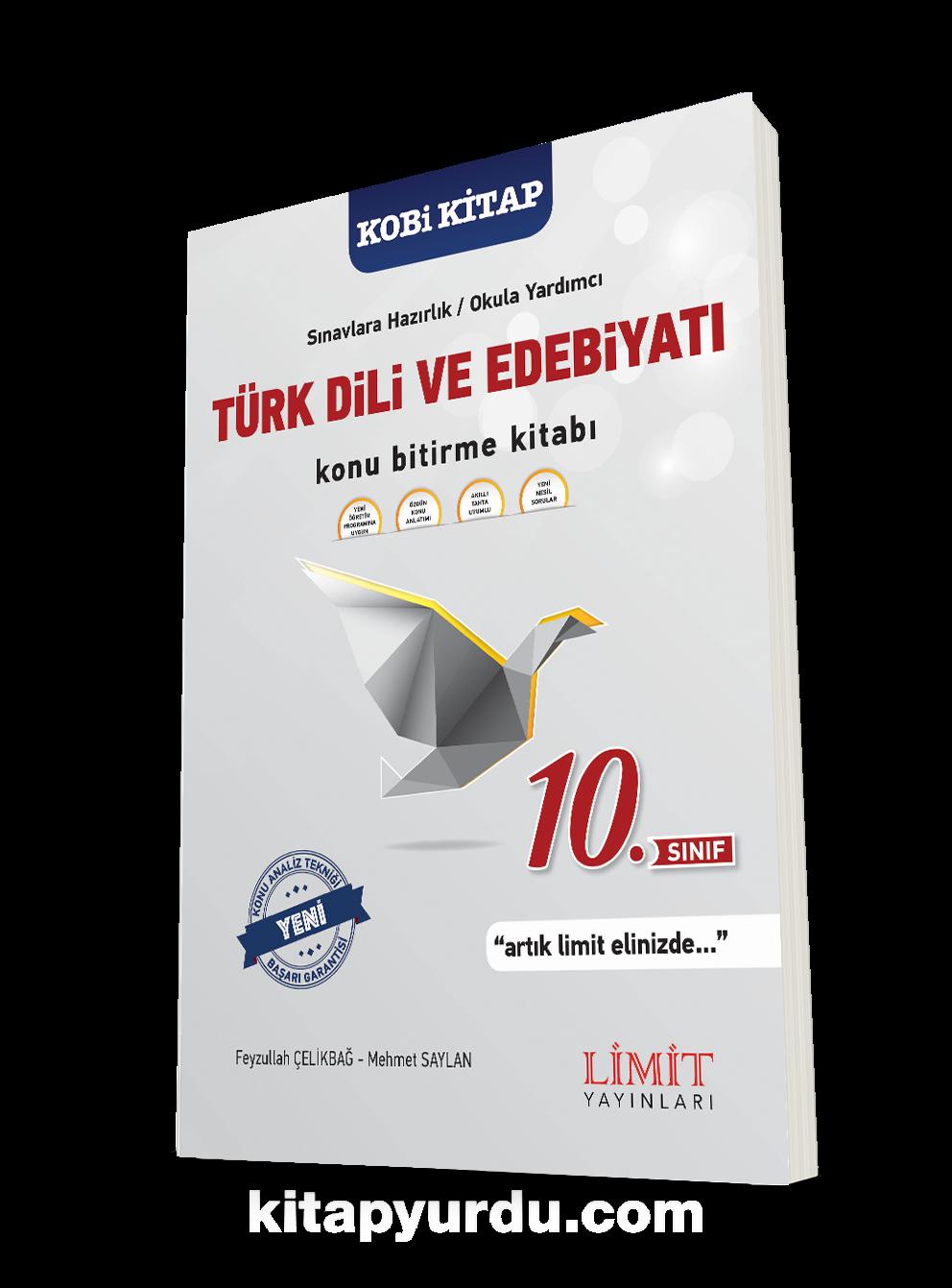 10. Sınıf Türk Dili ve Edebiyatı Konu Bitirme Kitabı PDF Kitap İndir