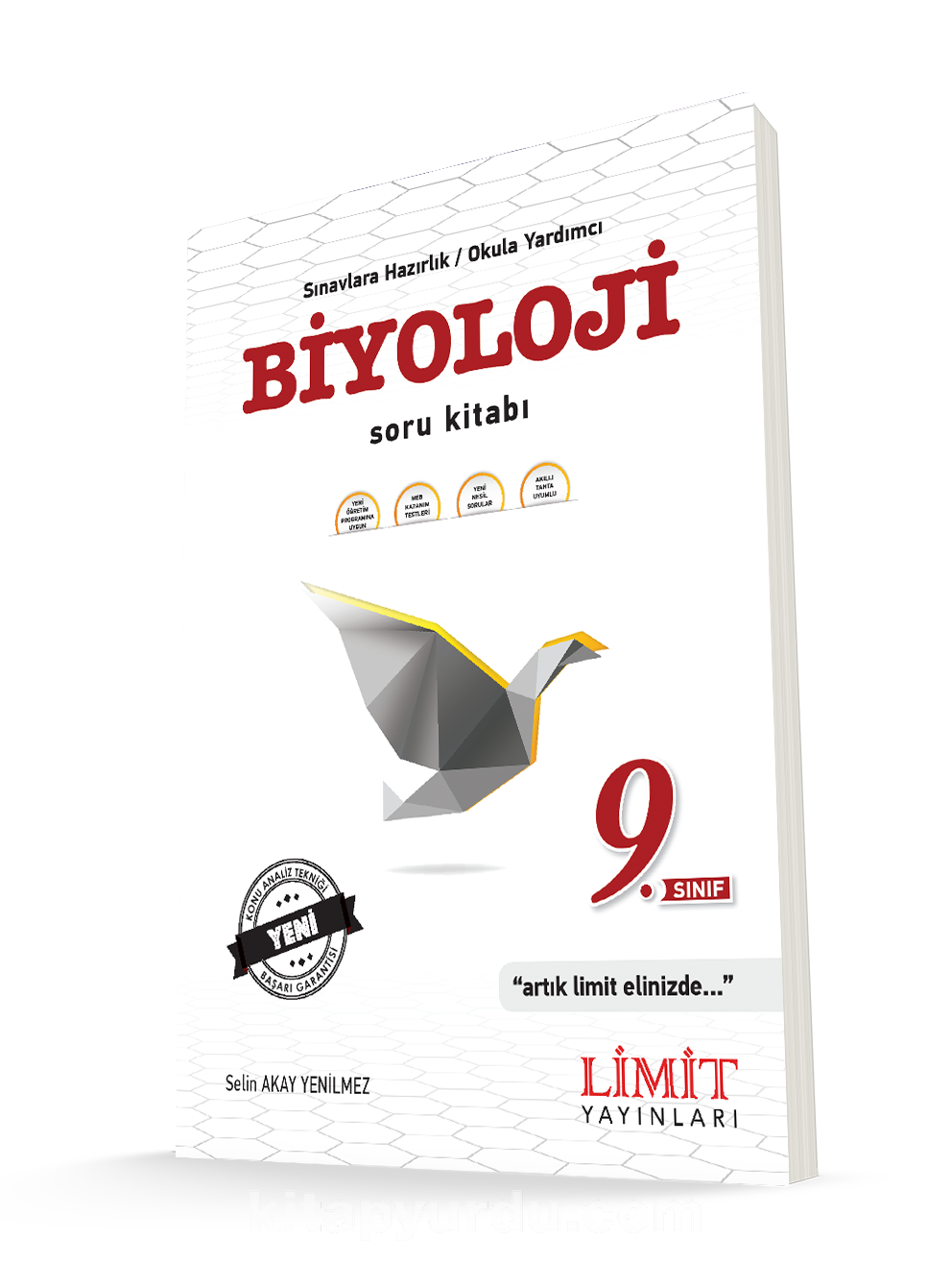 9. Sınıf Biyoloji Soru Kitabı PDF Kitap İndir