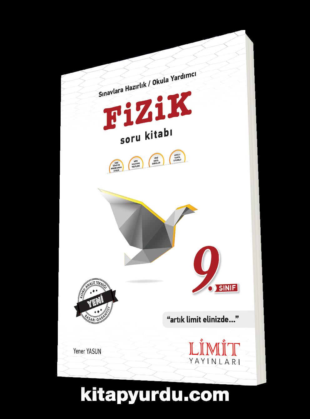 9. Sınıf Fizik Soru Kitabı PDF Kitap İndir