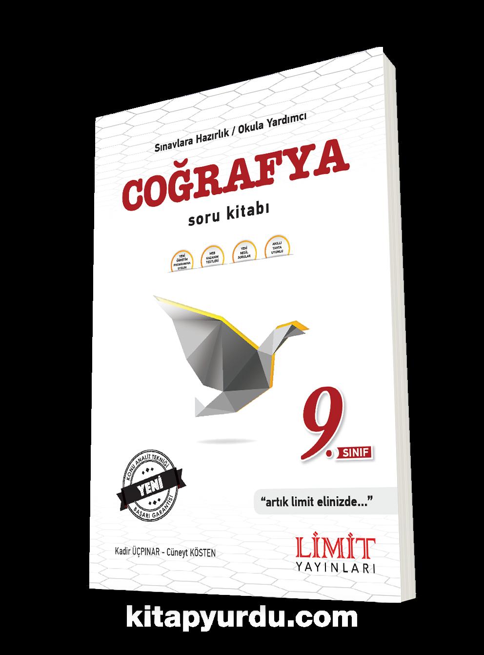 9. Sınıf Coğrafya Soru Kitabı PDF Kitap İndir