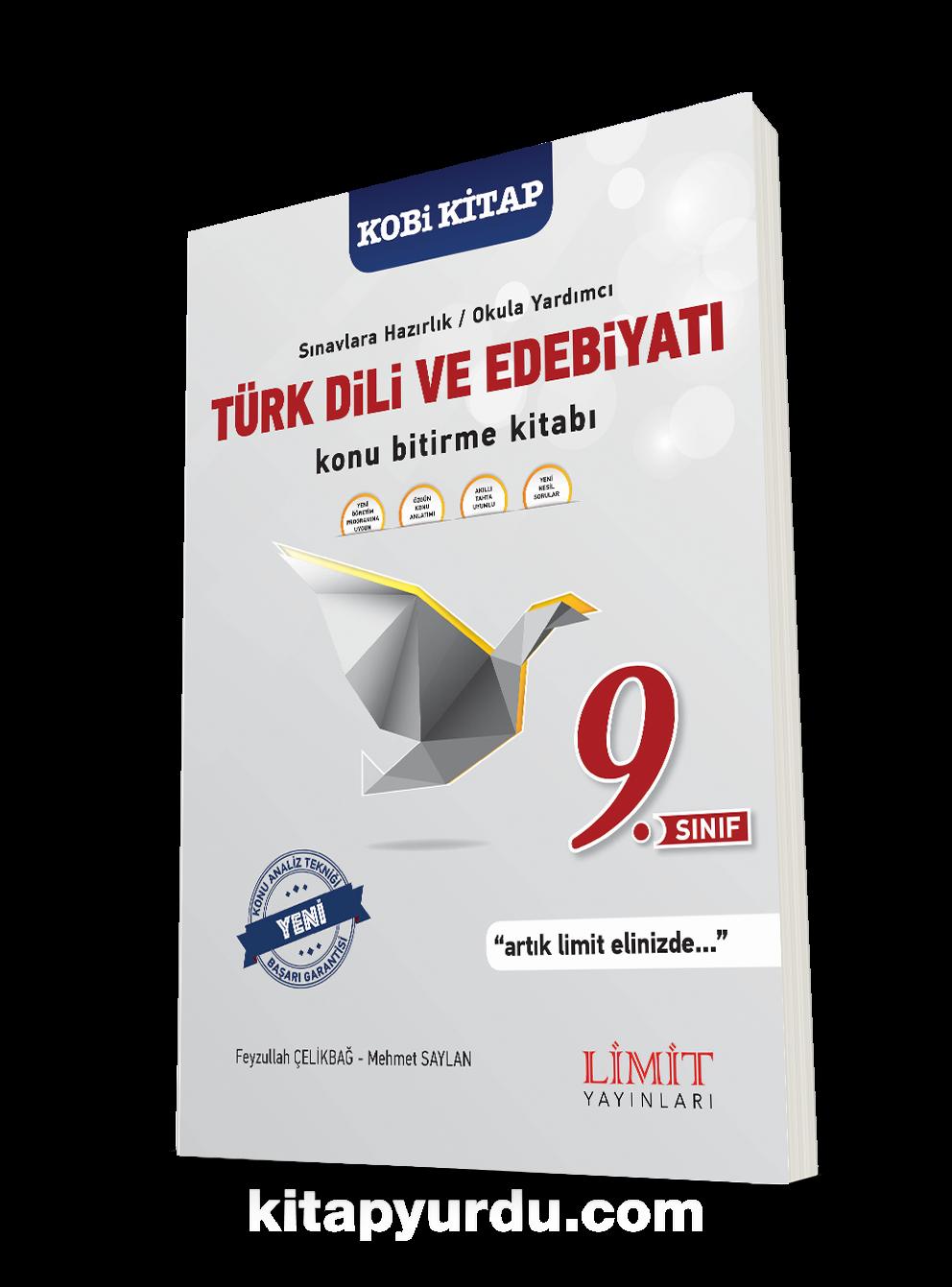 9. Sınıf Türk Dili ve Edebiyatı Konu Bitirme Kitabı PDF Kitap İndir