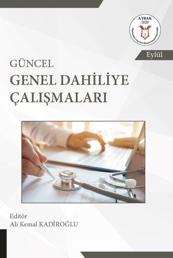 Güncel Genel Dahiliye Çalışmaları PDF Kitap İndir