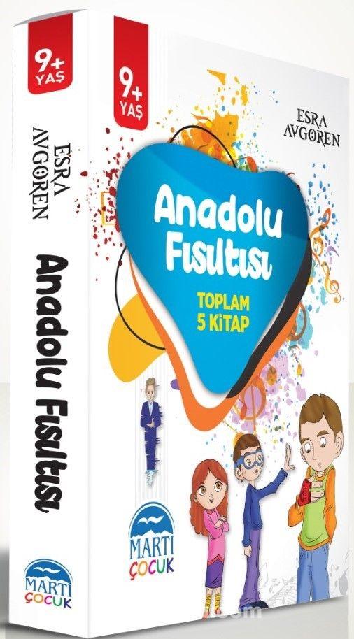Anadolu Fısıltısı (9+ Yaş) PDF Kitap İndir