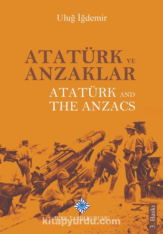 Atatürk ve Anzaklar PDF Kitap İndir