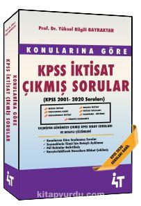 Konularına Göre KPSS İktisat Çıkmış Sorular  PDF Kitap İndir