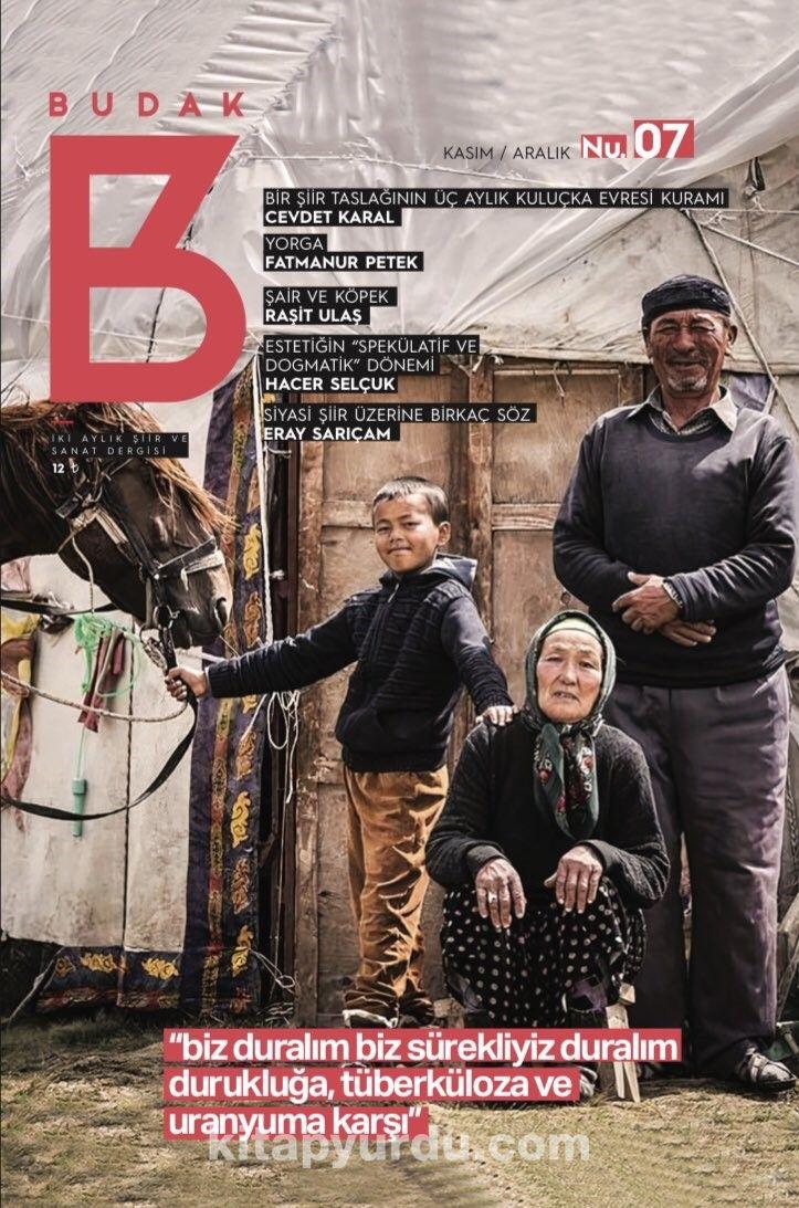 Budak Dergisi Sayı:7 Kasım-Aralık 2020 PDF Kitap İndir