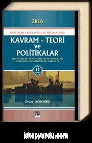 Kavram-Teori ve Politikalar & Kurumsal Yazılı Sınavları ve Mülakatları