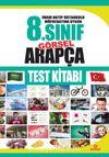 8. Sınıf Görsel Arapça Test Kitabı