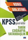 KPSS Genel Kültür - Tarih - Coğrafya - Vatandaşlık Konu Anlatımı
