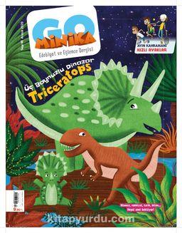 minikaGO Aylık Çocuk Dergisi Sayı: 48 Aralık 2020