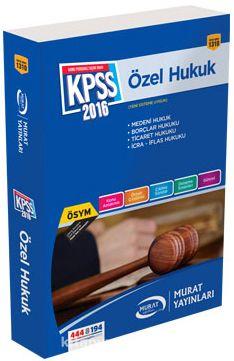 2016 KPSS A Özel Hukuk Konu Anlatımlı - Kollektif pdf epub