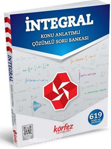 LYS İntegral Konu Anlatımlı Çözümlü Soru Bankası - Kollektif pdf epub