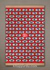 Full Frame Kanvas Poster Kayın - 1984 360 Derece Gözler (FFK-002)