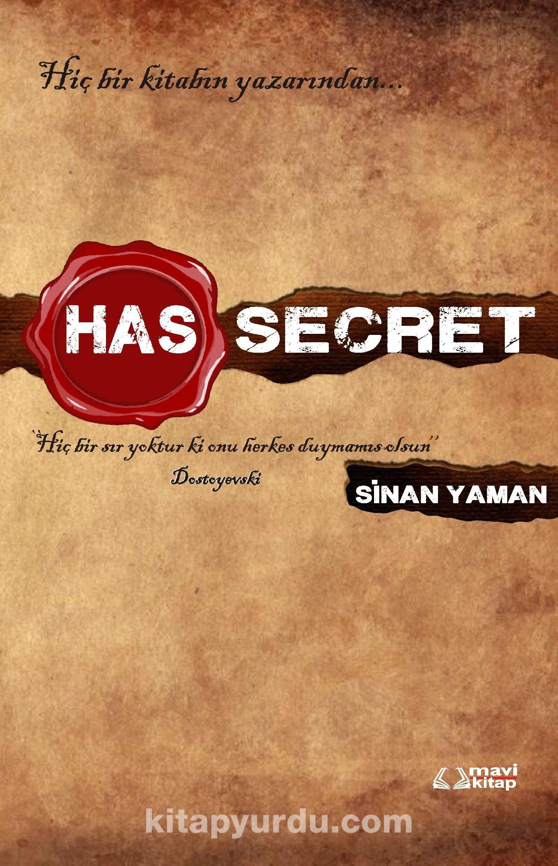 Has Secret - Sinan Yaman pdf epub