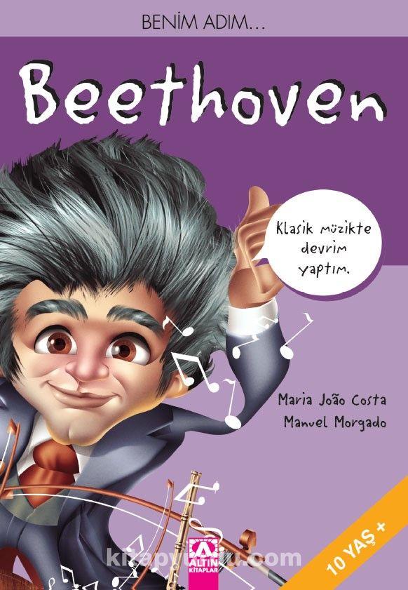 Benim Adım... Beethoven - Maria Joao Costa pdf epub