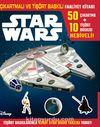 Disney Star Wars – Çıkartmalı ve Tişört Baskılı Faaliyet Kitabı