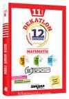 11. Sınıf Dekatlon Matematik 12 Deneme