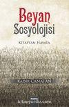 Beyan Sosyolojisi & Kitaptan Hayata