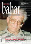 Berfin Bahar Aylık Kültür Sanat ve Edebiyat Dergisi Ocak 2016 Sayı:215