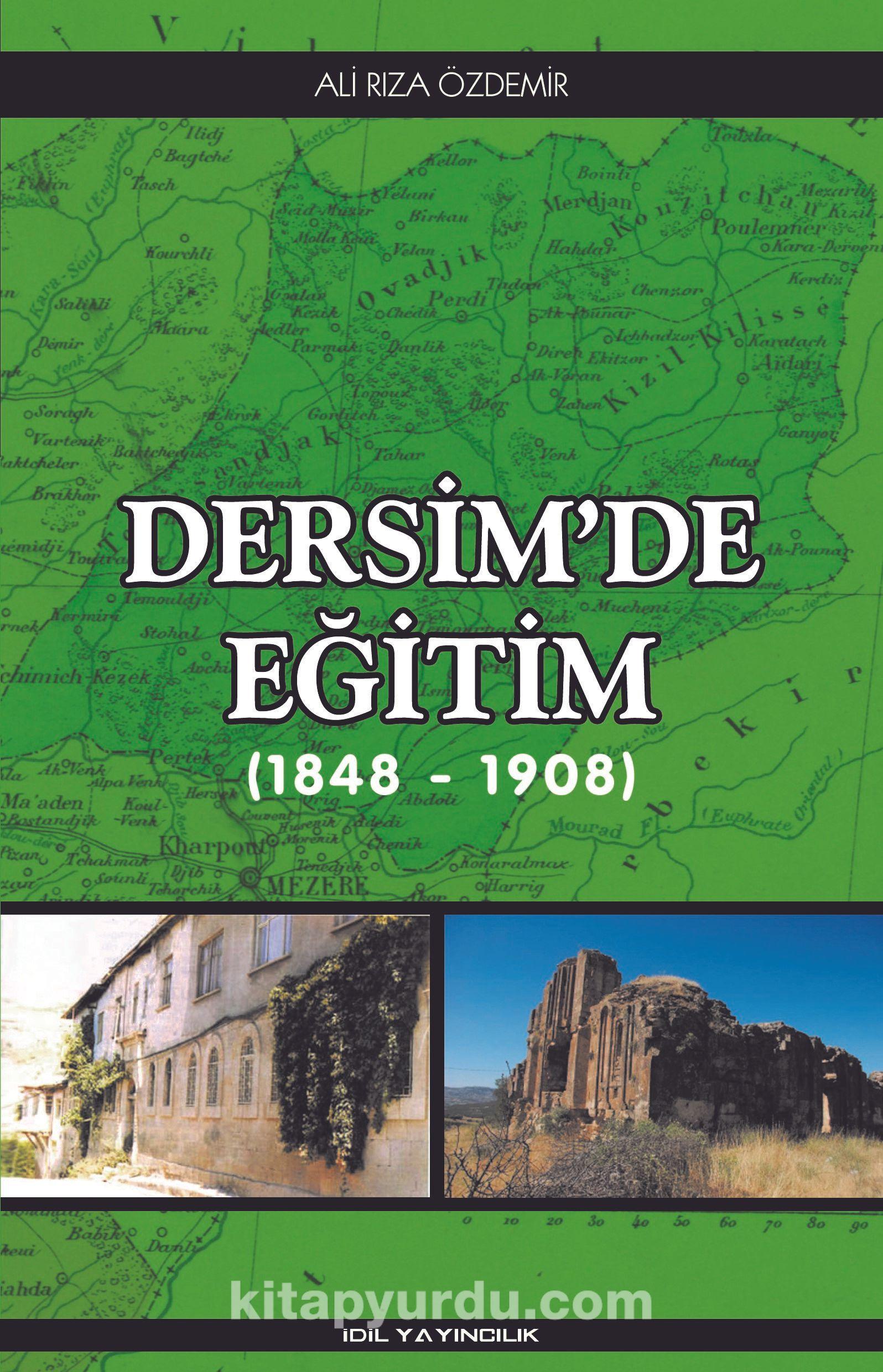 Dersim'de Eğitim (1848-1908) - Ali Rıza Özdemir pdf epub