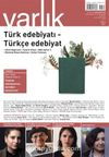 Varlık Edebiyat ve Kültür Dergisi: Sayı:1360 Ocak 2021
