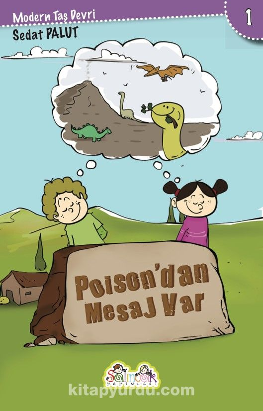 Poison'dan Mesaj Var / Modern Taş Devri 1
