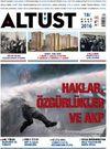 Altüst Dergisi Sayı:18 2016