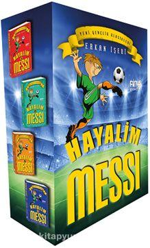 Hayalim Messi Seti (4 Kitap Kutulu) - Erkan İşeri pdf epub