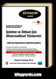 İşletme ve İktisat İçin Matematiksel Yöntemler/Schaum's Outlines