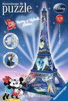 3D Puzzle Mickey and Minnie Eyfel 216 Parça (RPB 125708)