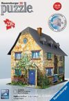 3D Puzzle Kır Evi 216 Parça (RPB 125852)