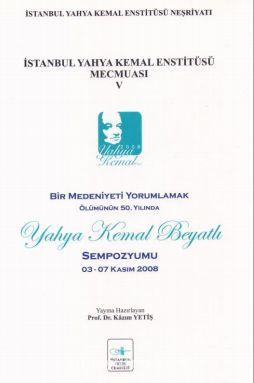 İstanbul Yahya Kemal EnstitüsüMecmuası V - Kazım Yetiş pdf epub