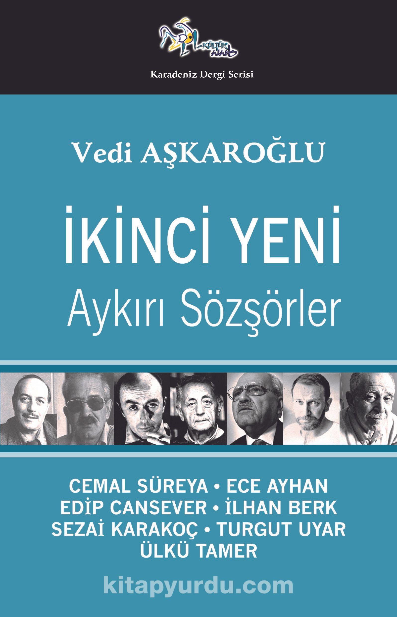 İkinci YeniAykırı Sözşörler - Vedi Aşkaroğlu pdf epub