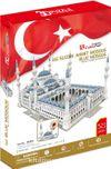 Cubic Fun 3D 321 Parça Puzzle Sultan Ahmet Camii (Kod:MC203h)